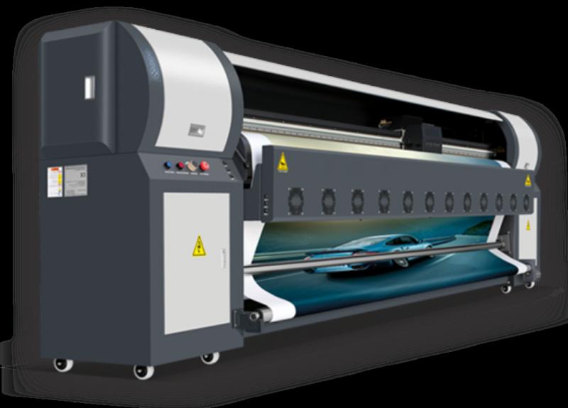 Impressora Solvente