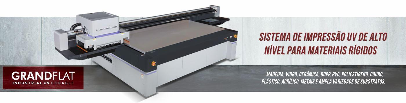 Impressora uv GrandFlat