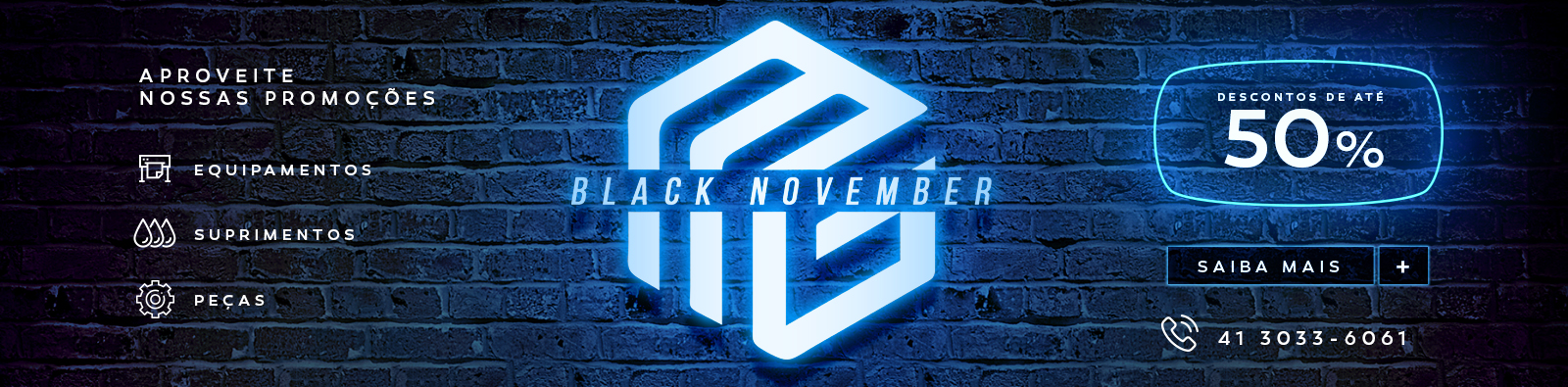 Black November Megagraphic