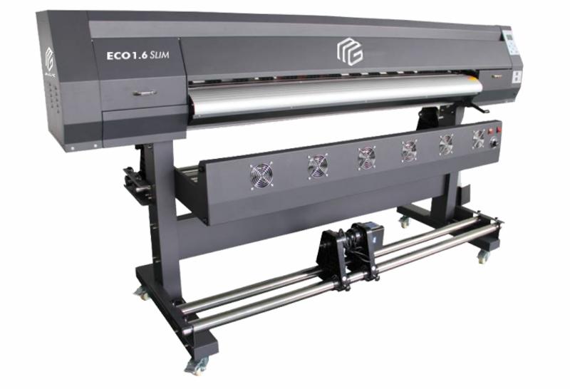 Impressora Eco Solvente dx5 slim
